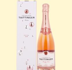 Taittinger Rose Champagne 0,75l