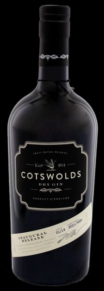 Cotswolds Dry Gin 0,7L