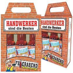 geschenke f r handwerker von lik rbox handwerker bis zuhause werk zeug klein creme. Black Bedroom Furniture Sets. Home Design Ideas