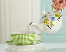 Tea for one Birdy