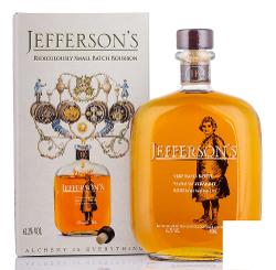 Jefferson´s Kentucky Straight Bourbon Whiskey 0,7l