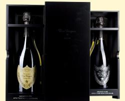 Dom Perignon Side by Side