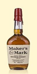 Maker´s Mark Kentucky Bourbon Whisky 0,7l